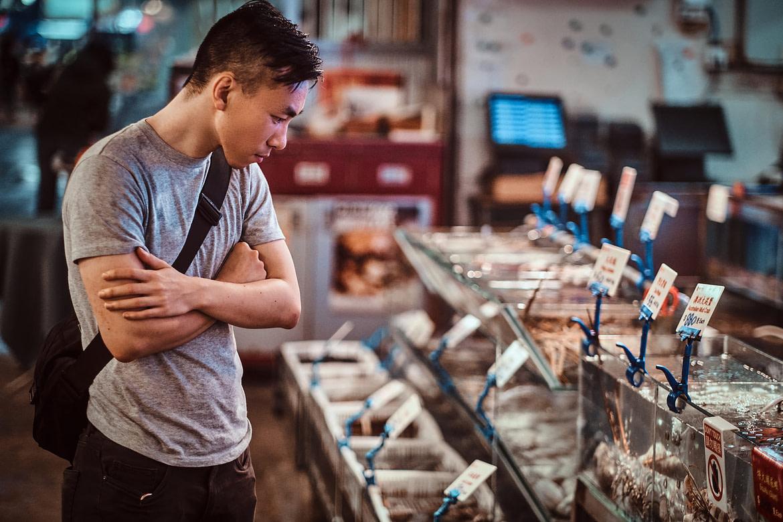 ¿Cómo es un supermercado en China? 3