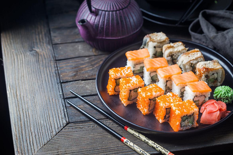 Cocina japonesa: cómo hacer sushi en condiciones 1