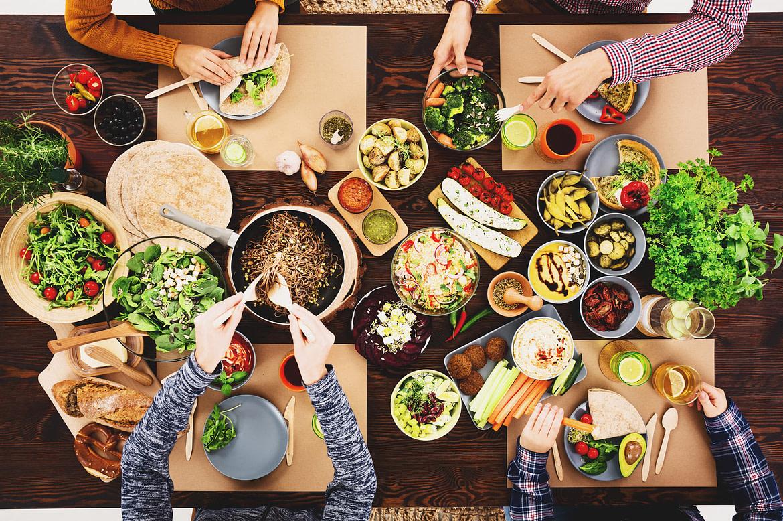 ¿Qué tipos de vegetarianismo existen? 1