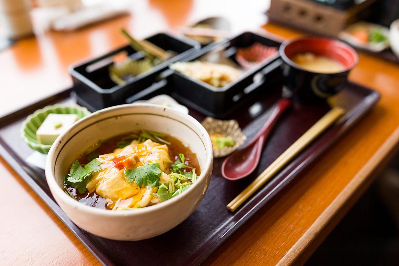 Cocina japonesa: recomendación 1